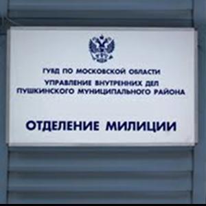 Отделения полиции Зырянского